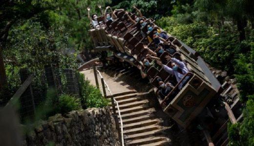 Disneyland Hong Kong retoma sus actividades.