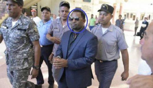 Fernando de los Santos (la Soga), exteniente de la Policía.