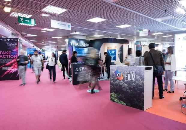RD participa en Marché du Film Online del Festival de Cannes.