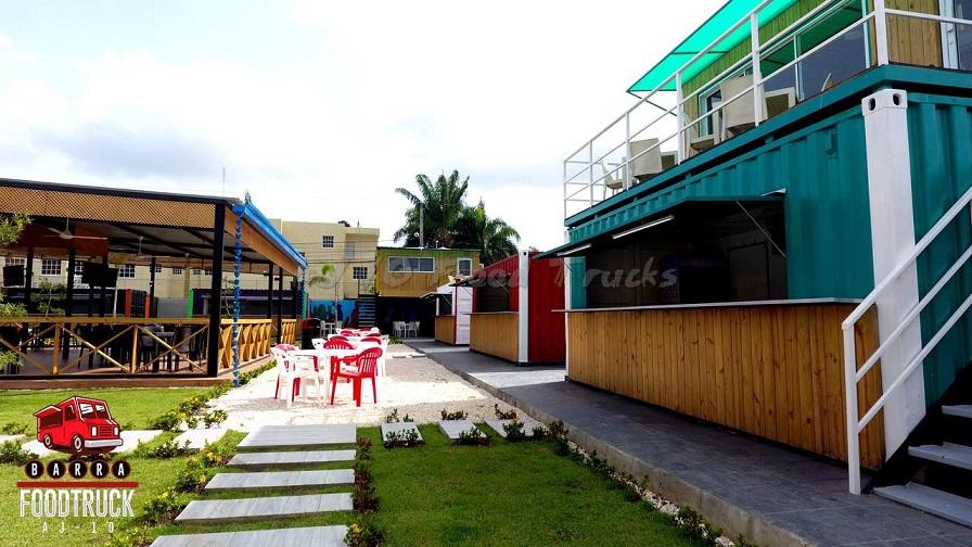 Construirán parque gastronómico FoodTruck AJ10 en Boca Chica