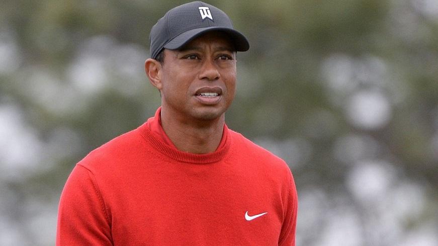 Tiger Woods condena muerte de George Floyd.