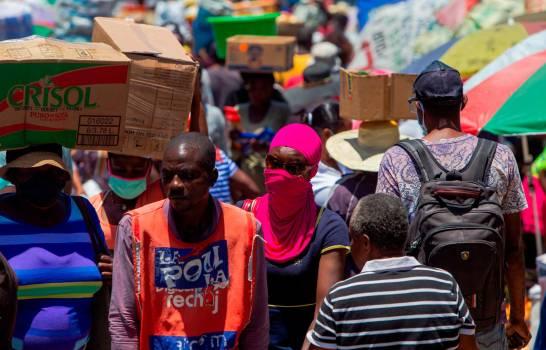 ONU ve preocupantes efectos del coronavirus en Haití.