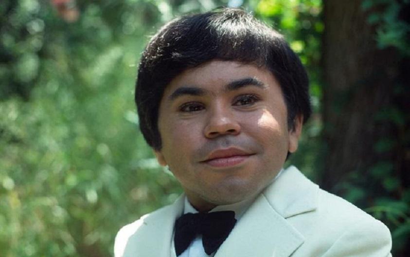 Herve Villechaize, el actor de La Isla de la fantasía.