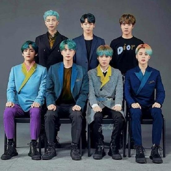 Integrantes de la agrupación surcoreana BTS/ Instagram