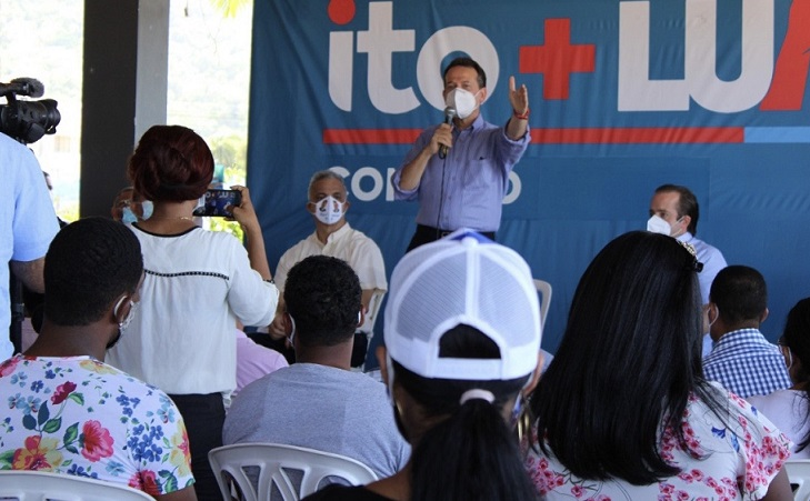 """Bisonó: el PLD """"un camino lleno de trampas y más de lo mismo"""""""