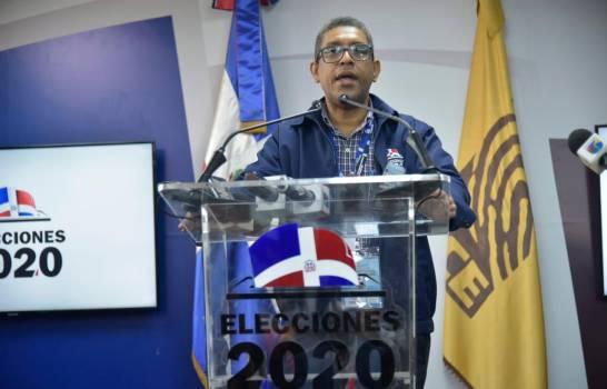 Johnny Rivera nuevo director de informática JCE.