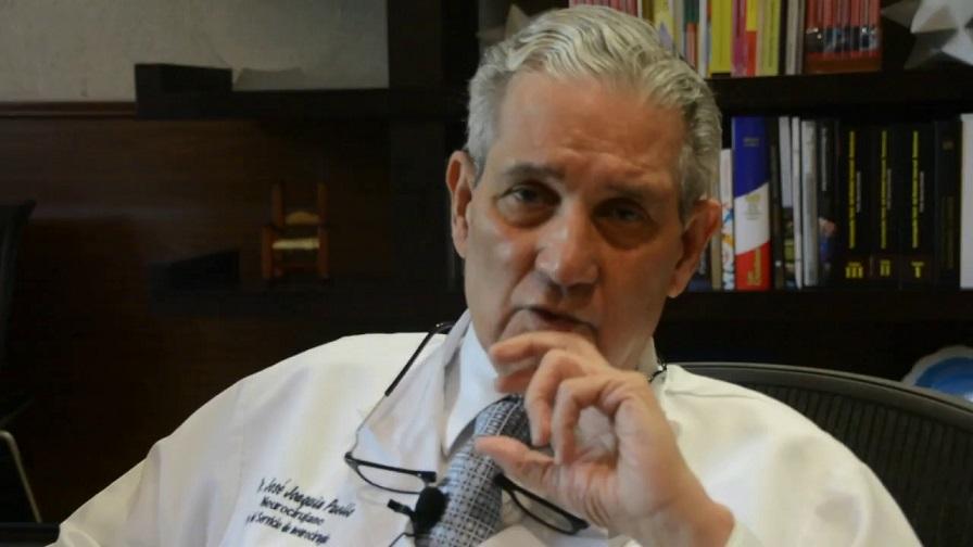 José Joaquín Puello Herrera, medico neurocirujano.