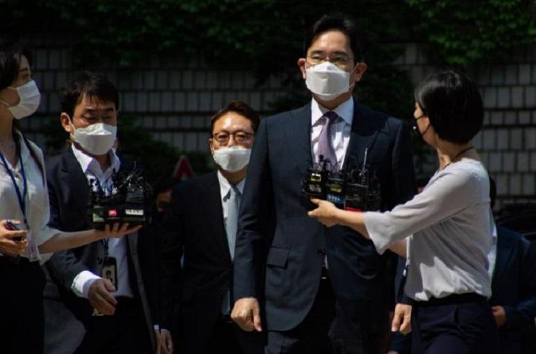 Lee Jae-yong, líder de Samsung.