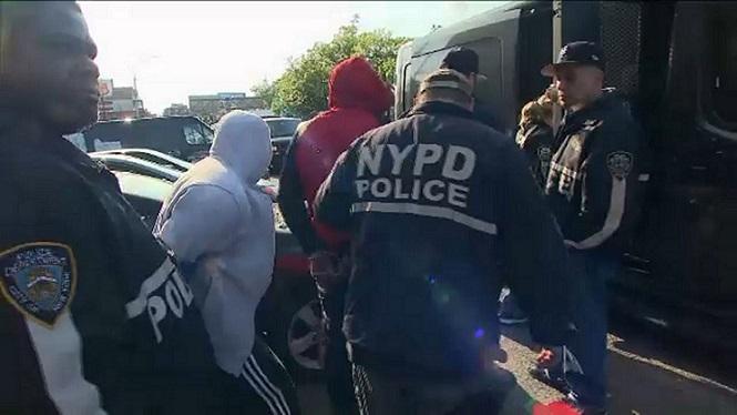 Acusan 26 Trinitarios de haber causado heridas a varios presos en cárcel de Nueva York