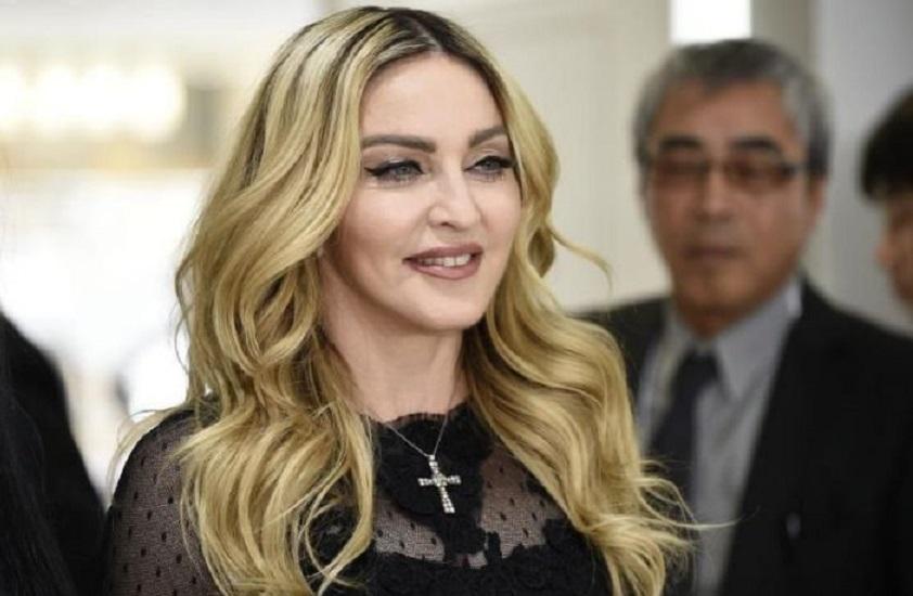 Madonna y Banksy se implican en las protestas antirracismo en el Reino Unido