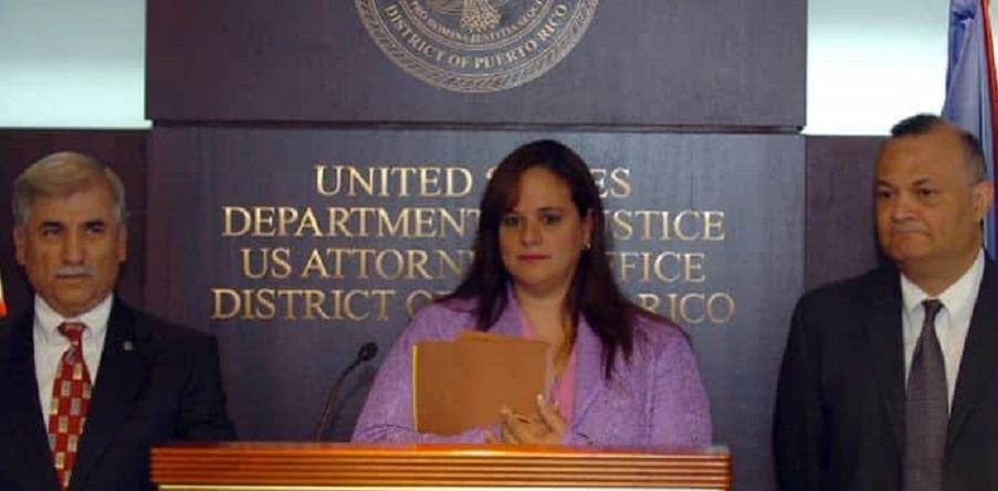 María de los Ángeles Domínguez Trujillo, abogada de Alex Saab.