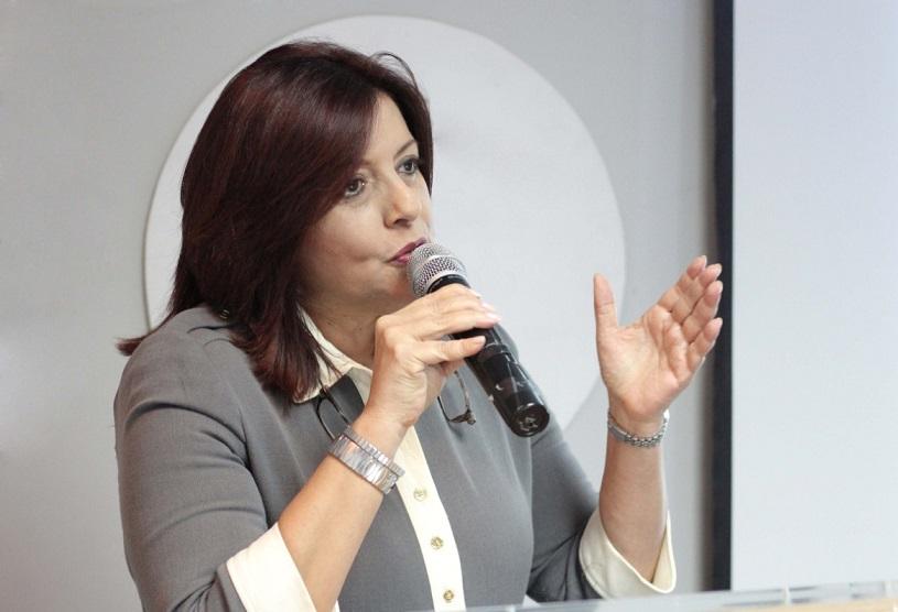 Matilde Chávez miembro del equipo político de Margarita Cedeño.