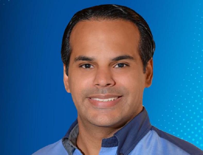 Miguel Vásquez Peña, candidato a diputado de PRM.