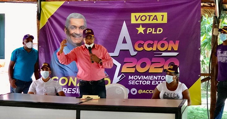 Movimiento Acción 2020: partido opositor vende sueños a desfavorecidos