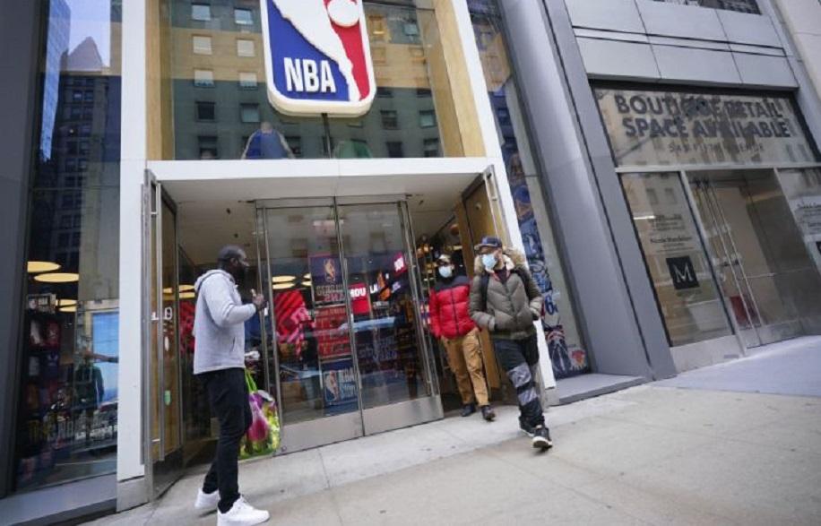 La NBA se suma a la multitud de empresas en contra de pagar el alquiler (John Nacion / Getty Images).