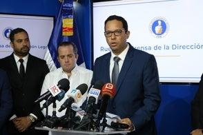 El PRM impugnará extensión del estado de emergencia.