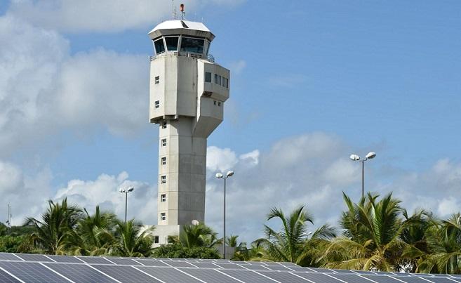 Recibe premio: AERODOM reduce emisiones de C02 en sus aeropuertos