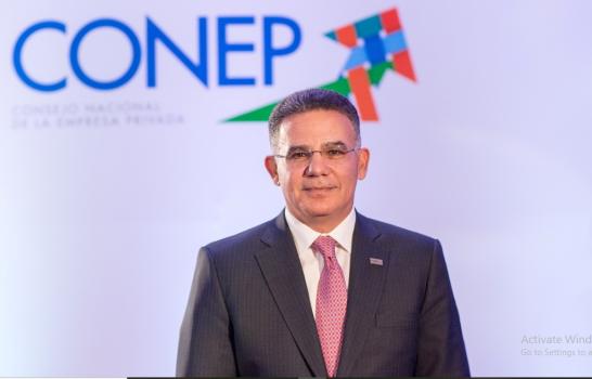 Pedro Brache presidente del CONEP.