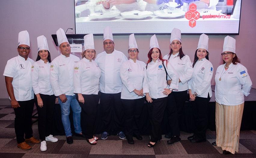 Presentan asociación de gastronomía y hotelería en RD.