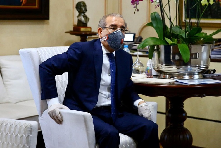 Presidente Medina prorroga estado de emergencia 12 días.