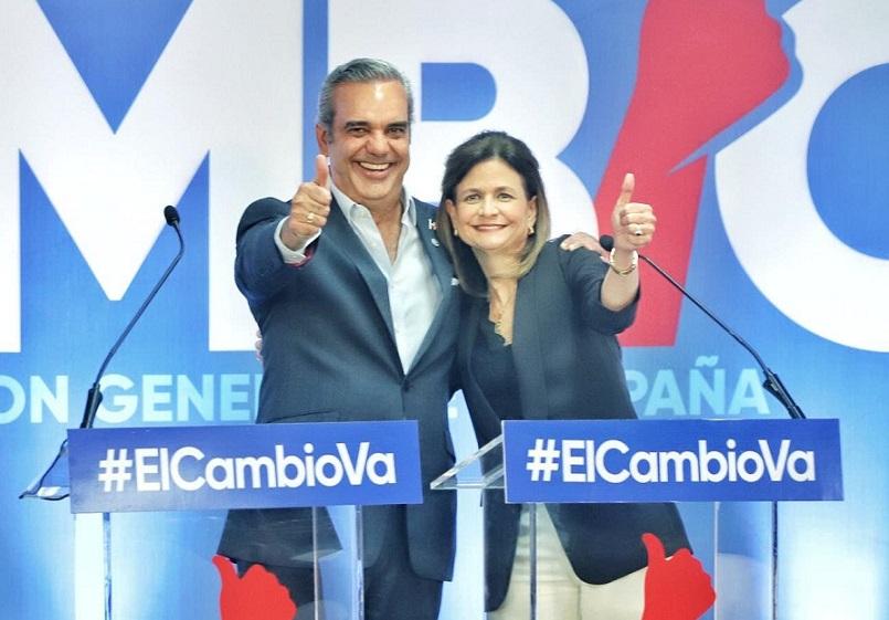Raquel Peña responde a ministro de Salud Pública.