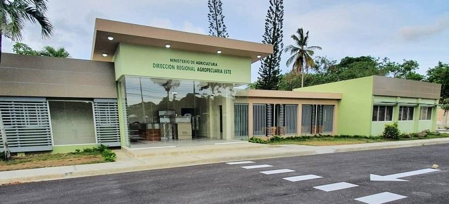 Agricultura renueva oficina regional en Higüey