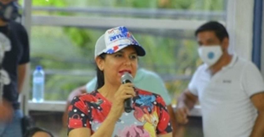 Rosa Pilarte, candidato a diputado PRM.