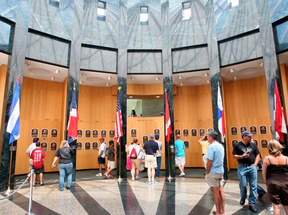 Salón de la Fama de Cooperstown reabre sus puertas.