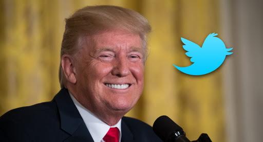 Twitter amenaza con suspender cuenta de Donald Trump.