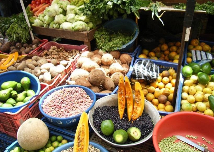 Sobreproducción productos agrícolas controlaría precios.