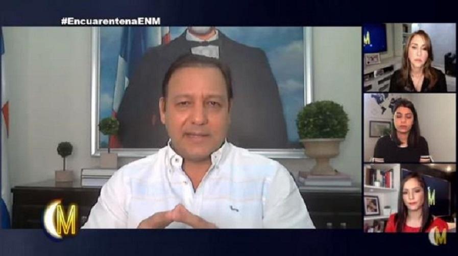 Abel Martínez entrevistado por Esta Noche Mariasela.