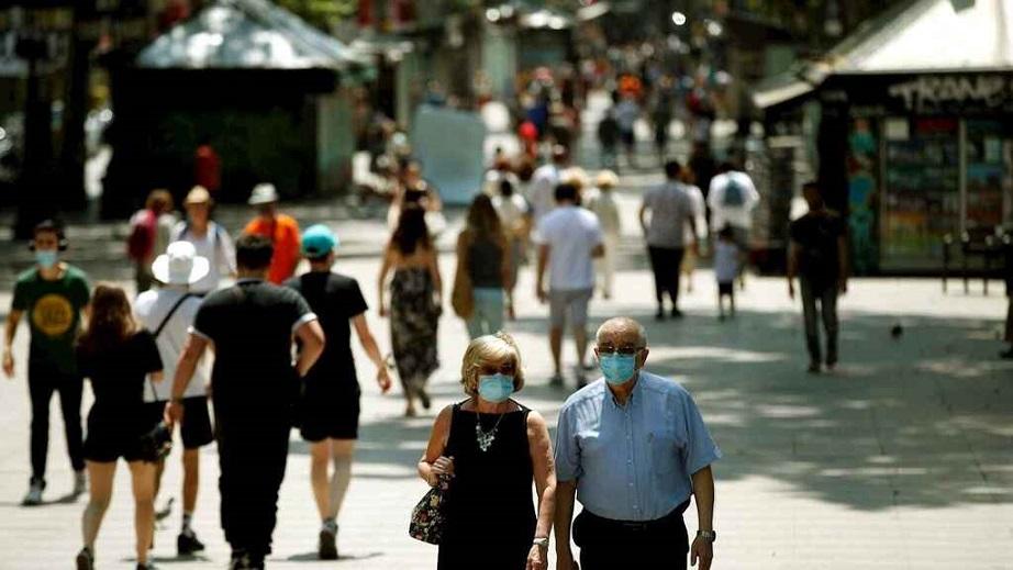 Coronavirus aparece en Barcelona un año antes de la pandemia.