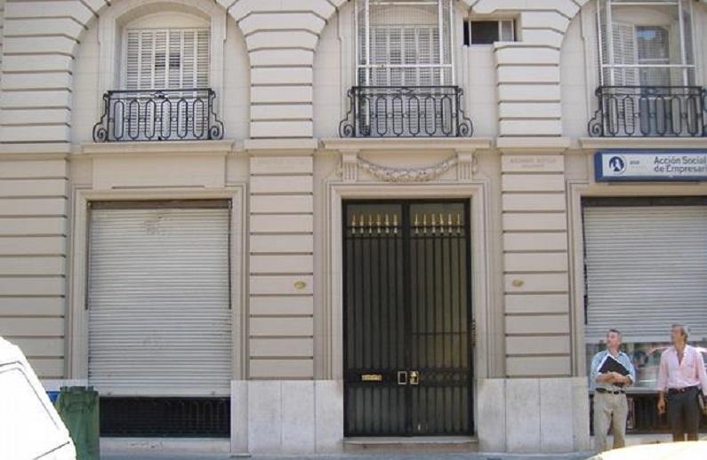 La casa natal del Che Guevara a la venta en Argentina.
