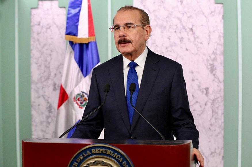Danilo Medina anuncia medidas para combatir efectos COVID-19.