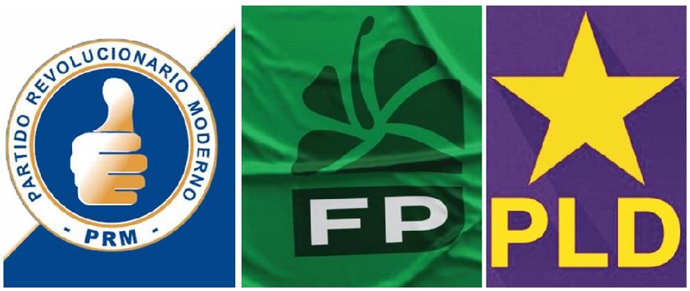 PRM, PLD y FP, partidos más corruptos y vinculados con el narcos en RD