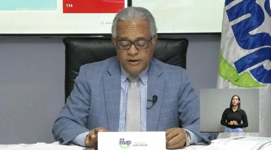 Ministro de Salud pide a diputados aprobar extensión estado de emergencia