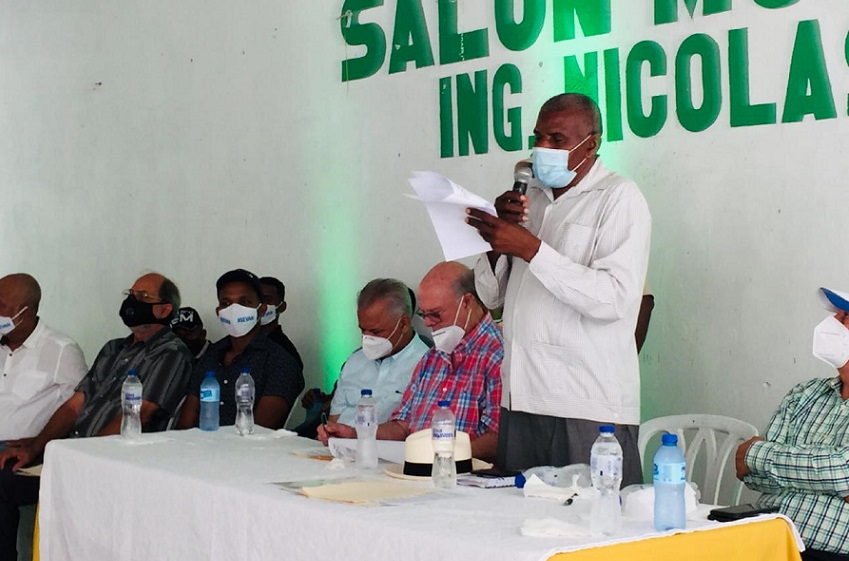 Campesinos piden a partidos políticos garantizar estabilidad de agriculturos.