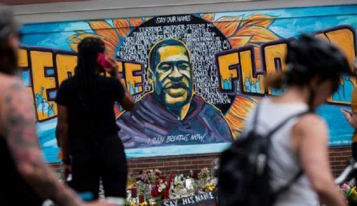 La muerte de George Floyd ha revivido la discusión sobre el racismo en EE.UU.