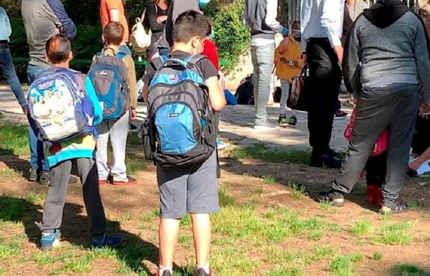 Más de 16.000 niños y profesores en Israel en cuarentena tras volver al cole