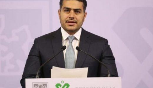 Secretario de Seguridad de la Ciudad de México Omar García Harfuch. (Foto externa)