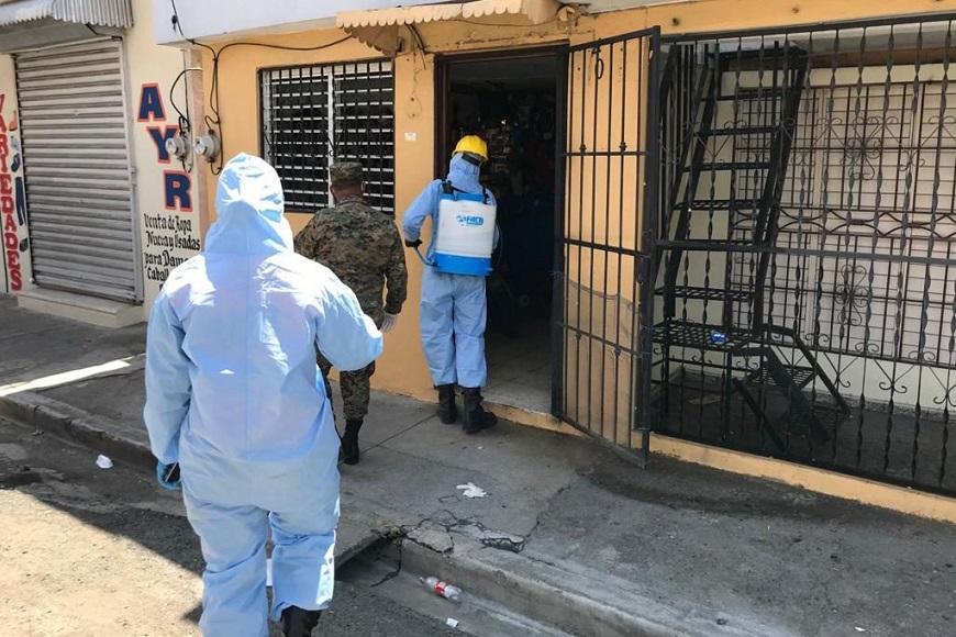 MSP intervendrá municipio de Haina por COVID-19.