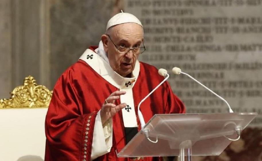 El papa Francisco clama contra el trabajo infantil que aumentó más durante la pandemia.