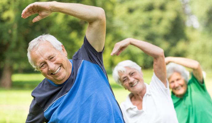 Hábitos saludables para personas para evitar Alzheimer.