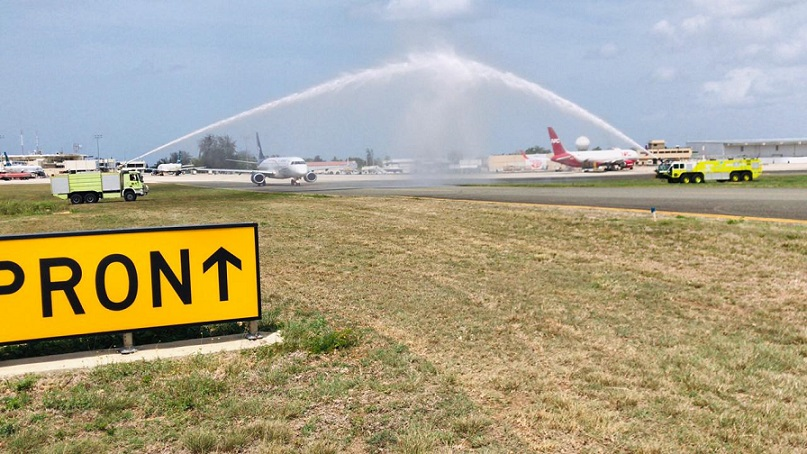 Aeroméxico restablece operaciones con RD.