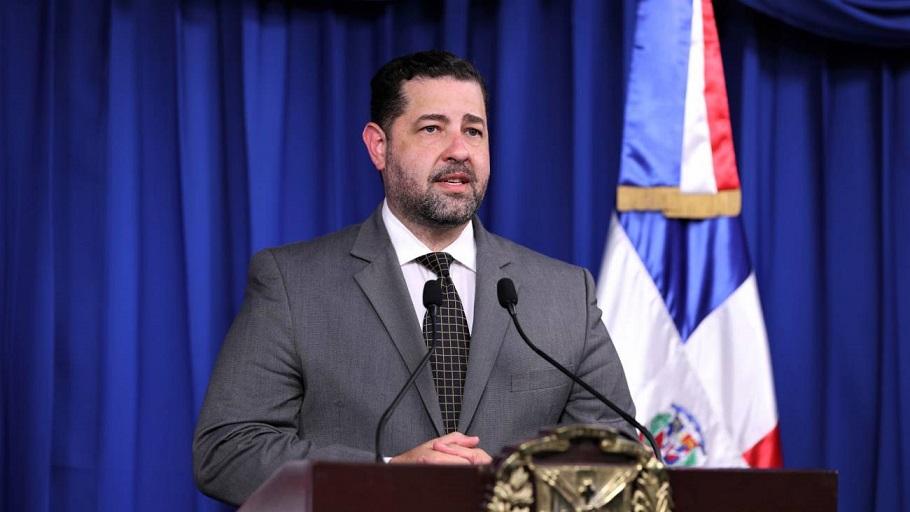 Amado Alejandro Báez, director del Comité de Emergencia Sanitaria-COVID-19.