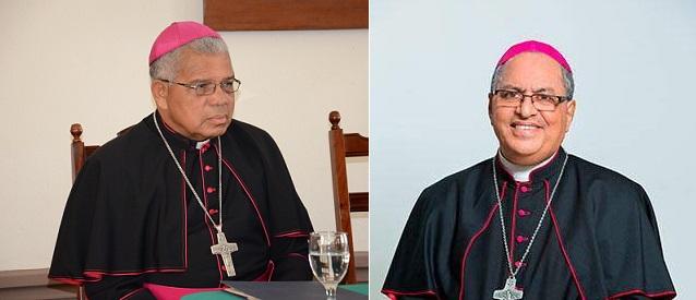 Arzobispo Francisco Ozoria y Monseñor Ramón Benito Ángel llaman a la población asumir auto-cuarentena