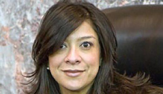 La jueza Esther Salas.
