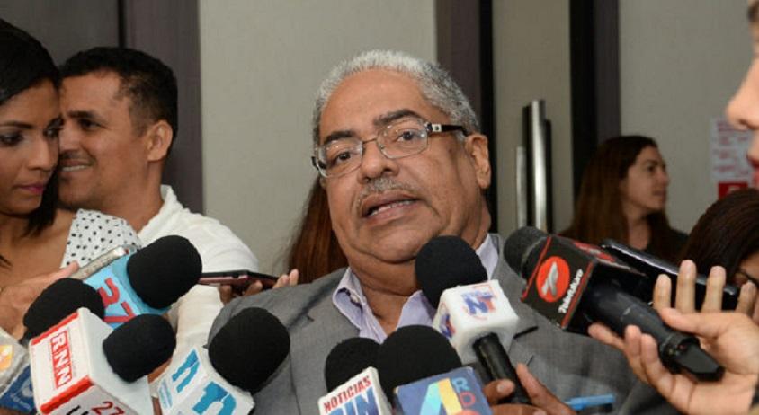 Chanel Mateo Rosa, director del Servicio Nacional de Salud.