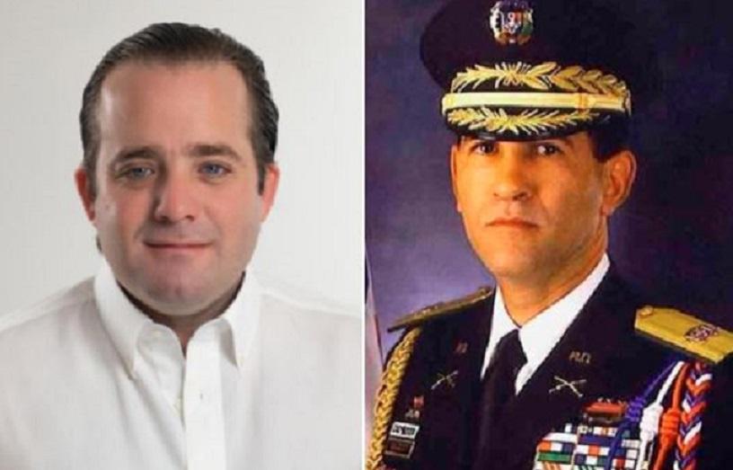 Nuevas designaciones de Abinader: Díaz Morfa, Ministerio de Defensa; Paliza, administrativo de la Presidencia.