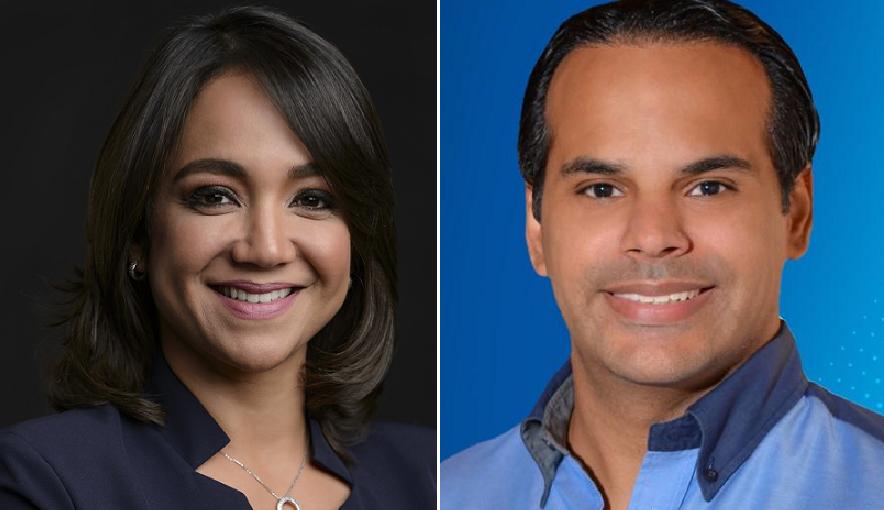 Faride Raful y Miguel Vásquez demandan transparencia en conteo de votos.